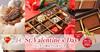 2.14 バレンタインデー 限定チョコ&ケーキ